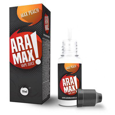 Aramax Peach Flavor E Juice for E Cigarette