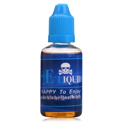 Pirate Flue-cured Tobacco Style Flavor E Cigarette E-juice