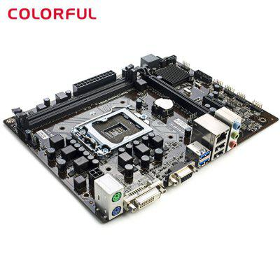 Original Colorful C.B150M - K Micro ATX Motherboard