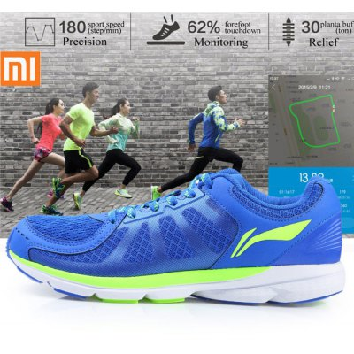 Smart Running Shoes With Bulit In Xiaomi Mi Chips