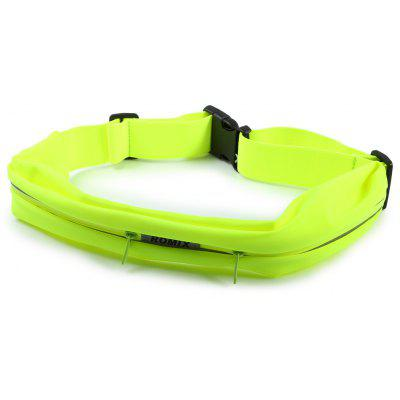 ROMIX SWB02 Unisex Outdoor Waist Bag Running Band Phone Pockets
