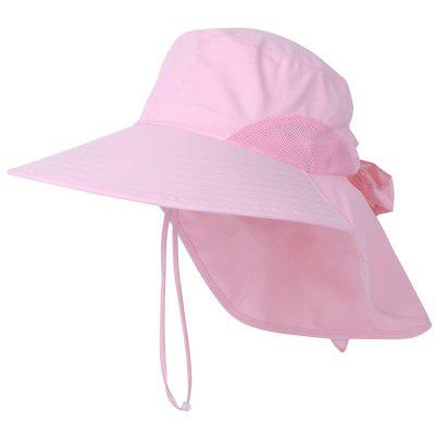 GEXINER Female Sunscreen Wide Brim Hat