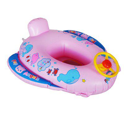 Gigantic Cartoon Pattern Kids Inflatable Swimming Float