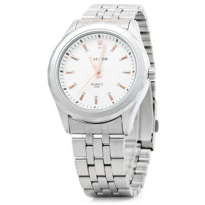 KALBOR 5009 Business Style Diamond Shaped Case Men Quartz Watch