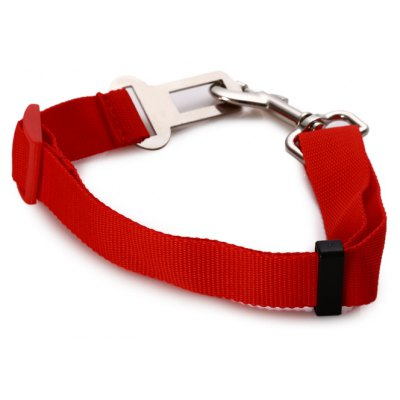 Adjustable Thicken Pet Safety Belt