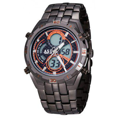 ASJ b056 Analog-digital Display Male Watch