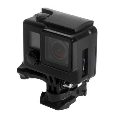 Fantaseal H - 4B1 Opening Protective Cover Case for GoPro Hero 4Action Cameras &amp; Sport DV Accessories<br>Fantaseal H - 4B1 Opening Protective Cover Case for GoPro Hero 4<br><br>Accessory type: Protective Cases/Housing<br>Apply to Brand: Gopro<br>Compatible with: Gopro Hero 4<br>Package Contents: 1 x Fantaseal H - 4B1 Protective Case, 1 x Wrench<br>Package size (L x W x H): 9.00 x 8.50 x 6.50 cm / 3.54 x 3.35 x 2.56 inches<br>Package weight: 0.103 kg<br>Product size (L x W x H): 8.00 x 7.50 x 4.60 cm / 3.15 x 2.95 x 1.81 inches<br>Product weight: 0.080 kg