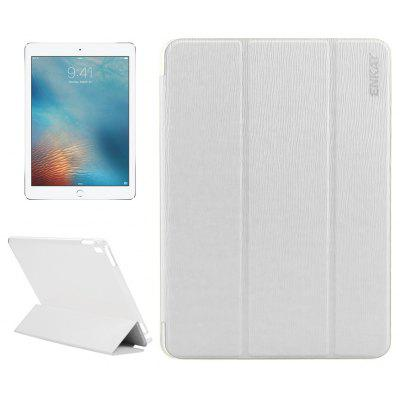 ENKAY Screen Print PU Leather Protective Flip Case for iPad Pro 9.7 inch