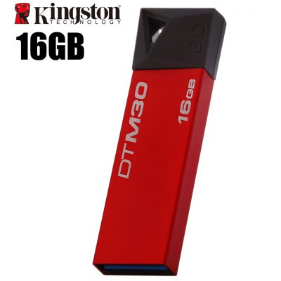 Original Kingston DTM30 16G USB 3.0 Pen Drive