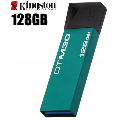 Original Kingston DTM30 128G USB 3.0 Pen Drive