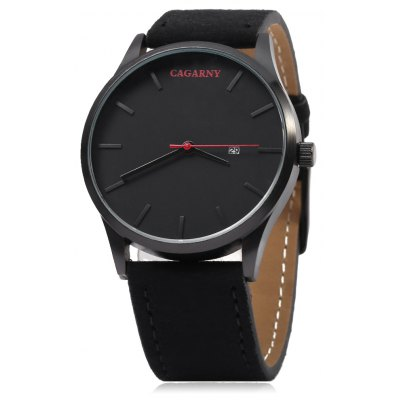Gearbest CAGARNY 6850 Business Style Men Quartz Watch