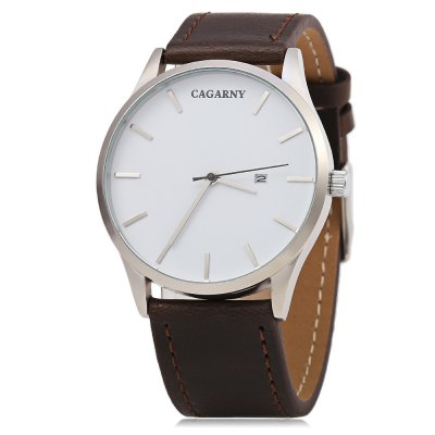 CAGARNY 6850 Business Style Men Quartz Watch