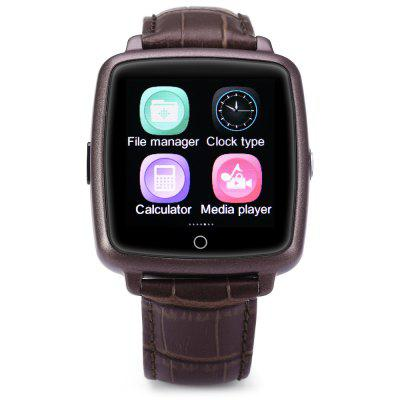U Watch U11C Smartwatch PhoneSmart Watch Phone<br>U Watch U11C Smartwatch Phone<br><br>Additional Features: 2G, Sound Recorder, Notification, Calculator..., MP3, Calendar, Bluetooth, Alarm<br>Back-camera: 0.3MP<br>Battery: 360mAh Built-in<br>Bluetooth: Yes<br>Bluetooth Version: V3.0<br>Brand: U Watch<br>Camera type: Single camera<br>Cell Phone: 1<br>Compatible OS: Android<br>CPU: MTK2502<br>External Memory: TF card up to 16GB (not included)<br>Frequency: GSM850/900/1800/1900MHz<br>Functions: Pedometer, Remote Camera, Message, Sedentary reminder, Sleep monitoring, Anti-lost alert<br>Languages: English, French, Spanish, Portuguese, German, Malay, Indonesian, Vietnamese, Russian, Arabic, Thai, Simplified Chinese<br>Micro USB Slot: Yes<br>Microphone: Supported<br>Music format: MP3<br>Network type: GSM<br>Package size: 12.00 x 10.60 x 8.50 cm / 4.72 x 4.17 x 3.35 inches<br>Package weight: 0.2350 kg<br>Picture format: JPEG<br>Product size: 4.50 x 4.20 x 1.10 cm / 1.77 x 1.65 x 0.43 inches<br>Product weight: 0.0550 kg<br>RAM: 64MB<br>ROM: 128MB<br>Screen resolution: 240 x 240<br>Screen size: 1.54 inch<br>Screen type: Capacitive<br>SIM Card Slot: Single SIM<br>Speaker: Supported<br>TF card slot: Yes<br>Type: Watch Phone<br>USB Cable: 1<br>Video format: AVI<br>Wireless Connectivity: Bluetooth, GSM