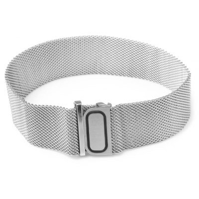 20mm Magnetic Buckle Steel Band for Samsung Smart Watch