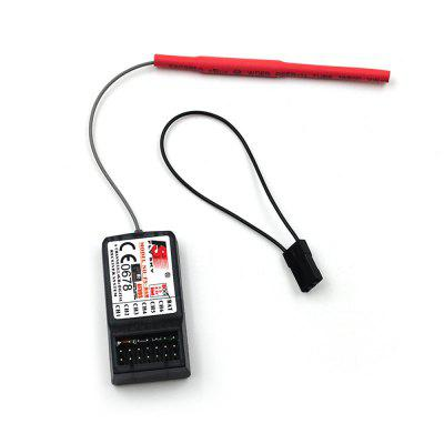 FS - R6B Flysky 2.4Ghz 6CH Receiver for RC Airplane