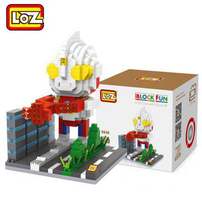LOZ 550Pcs Super Building Block