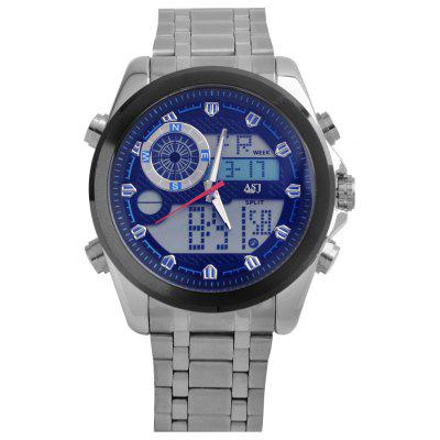 ASJ b063 Analog-digital Display Male Watch