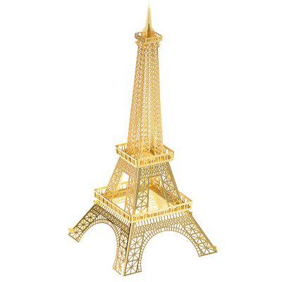Eiffel Tower Style Module Puzzle
