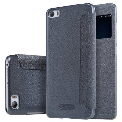 Nillkin PU and PC Full Body Protective Case for XiaoMi M5