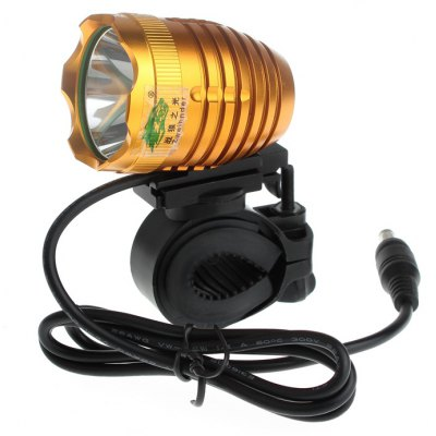 Zweihnder 1000Lm Cree XML2 T6 Bicycle LED Headlamp + Battery Pack