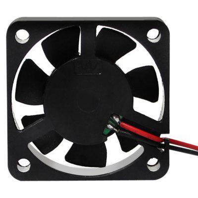 12V Extruder Small Cooling Fan 3D Printer Part
