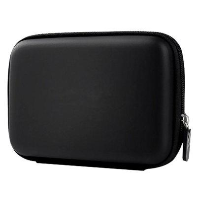HDD Zippered Storage Bag