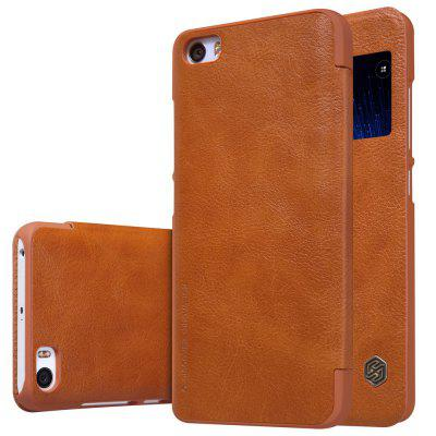 Nillkin Phone Cover Case PU and PC Material for  XiaoMi M5