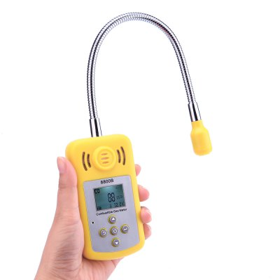 KXL - 8800B Flammable Gas Leak Detector Test Instrument for Home Safety