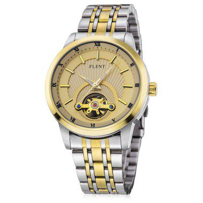 FLENT b089 Tourbillon Male Automatic Mechanical Watch