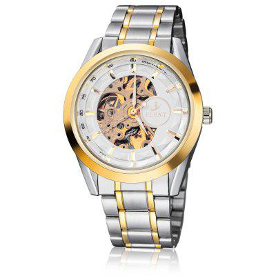 FLENT 8078 Automatic Hollow-out Mechanical Male Watch
