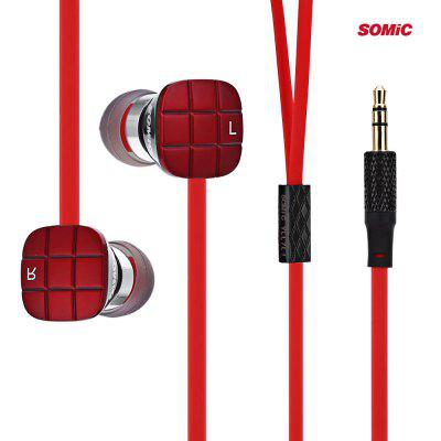 Somic L1 Bass HiFi In-ear Earphones