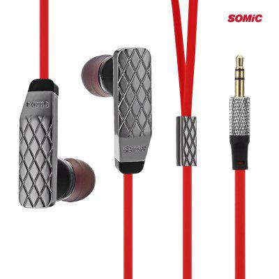 Somic L2 HiFi In-ear Earphones
