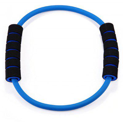 O Ring Latex Elastic Strength Trainer résistant Band