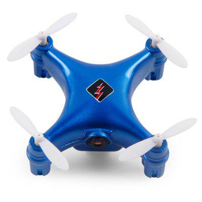Wltoys Q343 Tiny WiFi FPV 0.3MP Air Press Altitude Hold 2.4GHz 4 Channel 6 Axis Gyro Quadcopter RTF