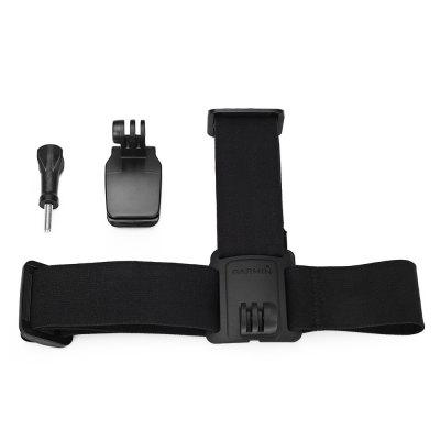 Original Garmin Head Strap Mount Backpack Clip Accessory Kit