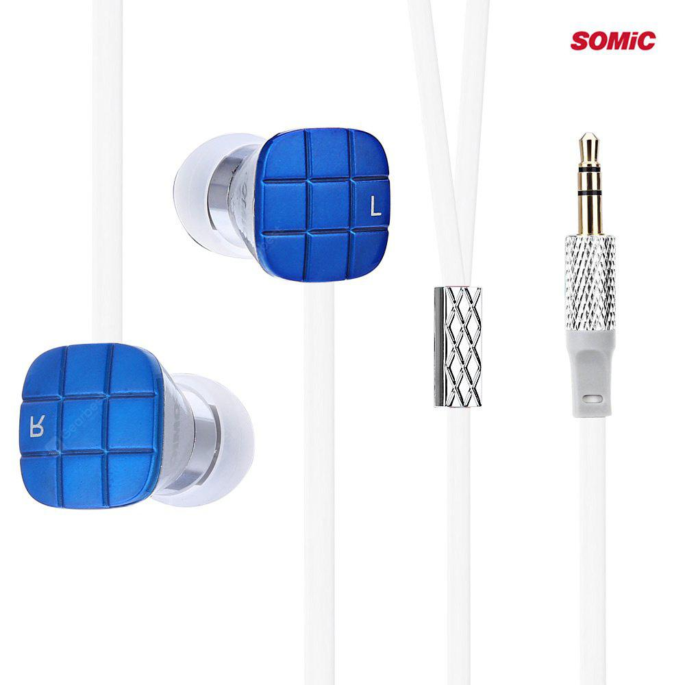 Somic L1 Bass HiFi наушники