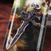 Keyring Weapon Model Pendant Decoration Sword Style Alloy Key Chain - COLORMIX