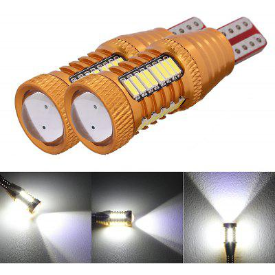 MZ T15 - 4014 - 32SMD 2PCS 12 - 24V 5W 650lm Car Backup Light