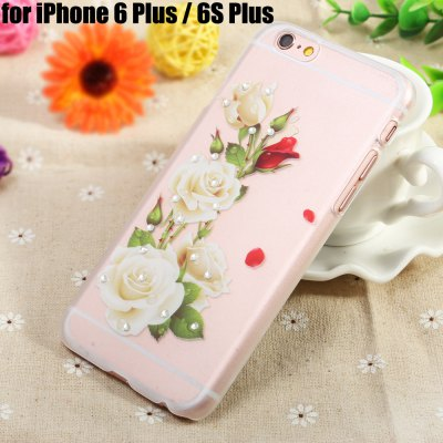 Diamond Style Protective Case for iPhone 6 Plus / 6S Plus