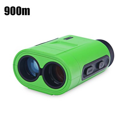 KXL - Q900 900m Golf Laser Rangefinder 6X Magnification Sports Focus Eyepiece with 4 Modes