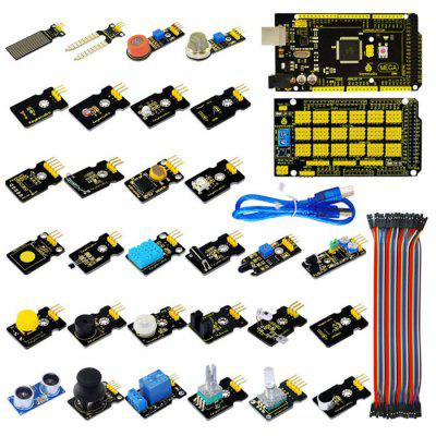 Keyestudio Sensor Module Kit with Mega 2560 R3 Development Board