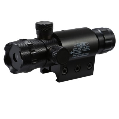 Tactical Red Dot Laser Telescope
