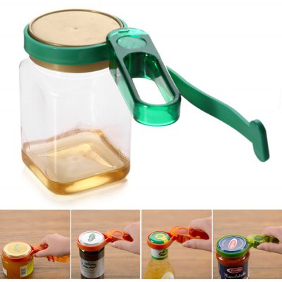 Multi-functional Can Opener Anti-skid Jars Bottle Opener