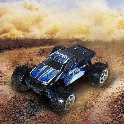 LBtoys LB85 1: 18 Scale 2.4GHz 4 Wheel-drive High Speed ​​RC Car RTR