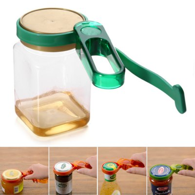 Buy COLORMIX Multi-functional Can Opener Anti-skid Jars Bottle Opener for $1.87 in GearBest store