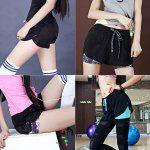 Women Loose-fitting Yoga Short Pants for Exercising deal