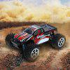 LBtoys LB85 1 : 18 Scale 2.4GHz 4 Wheel-drive High Speed RC Car RTR - RED