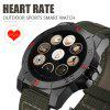 N10B Smart Watch Bluetooth Android iOS Compatible - BLACK