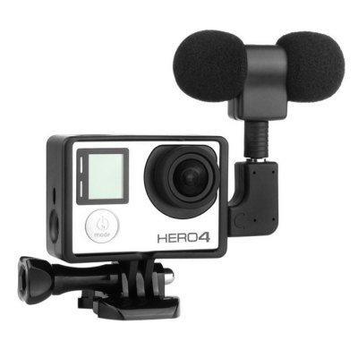 External Hi-Fi Microphone with Adapter
