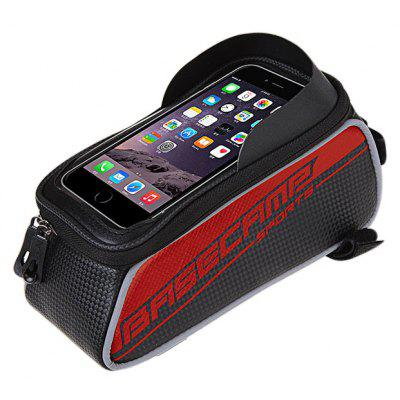 BaseCamp BC - 301 Touch Screen MTB Bicycle Front Tube Bag